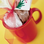 Gifts kids can make - cup cake in a mug
