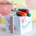 make a cube of paper