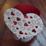 how to make heart shaped napkin rings