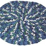how to make a braided rug