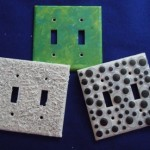 how to decorate light switch covers