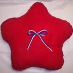 teach kids to sew a star pillow